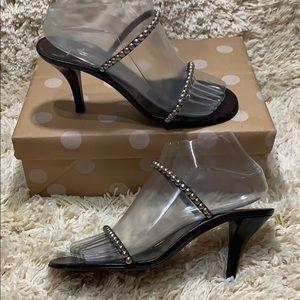 New Giuseppe Zanotti Studded Sandal Heels